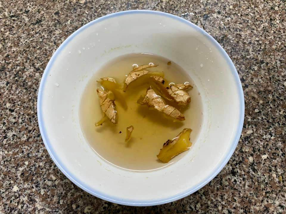 Nghệ sĩ Chiều Xuân làm món tuyệt phẩm ngày se lạnh, Vân Dung liền vào xin 1 bát - Ảnh 3.