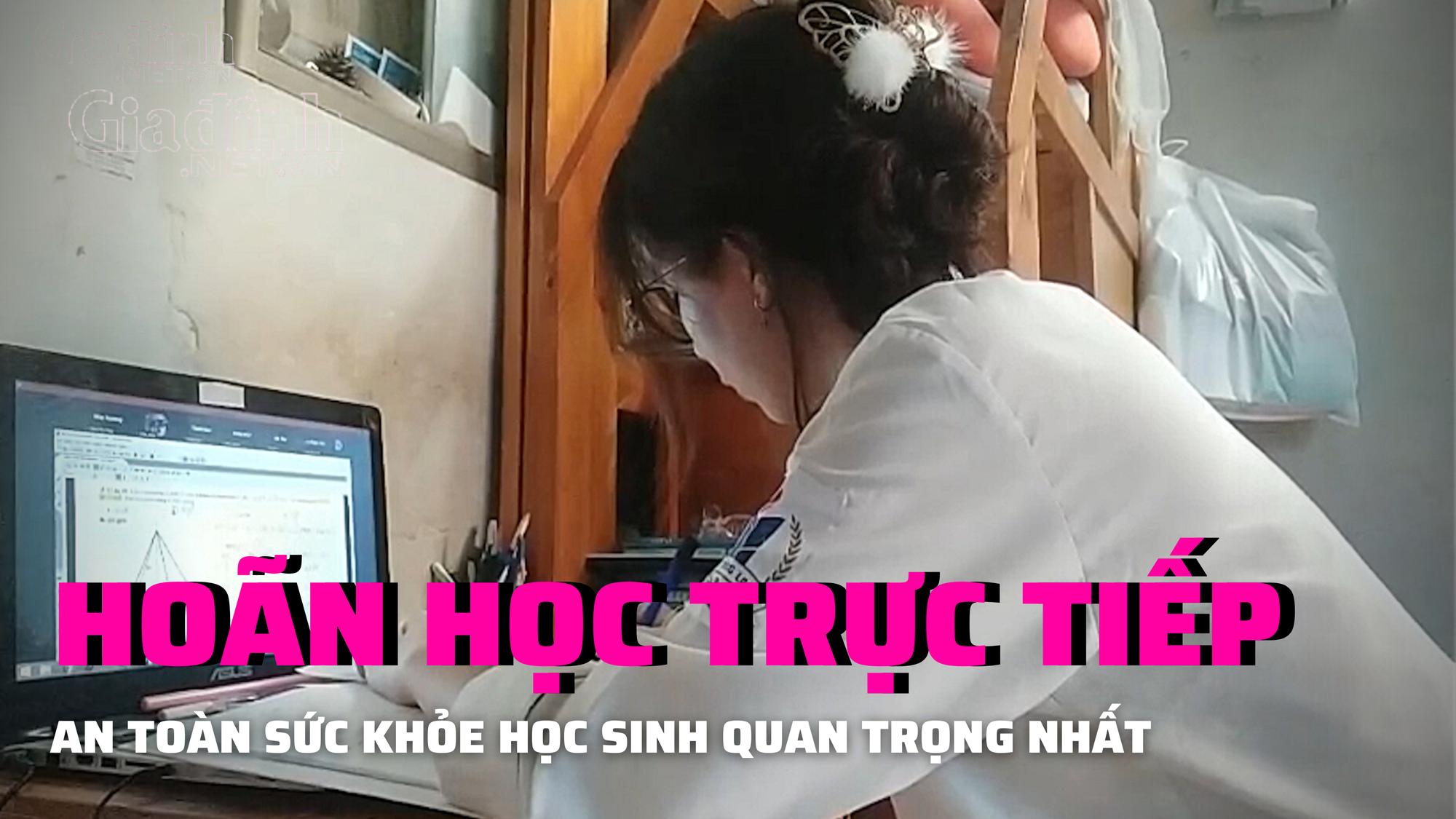 Hà Nội rút quyết định đi học trở lại, phụ huynh mừng, sức khỏe thầy trò là trên hết