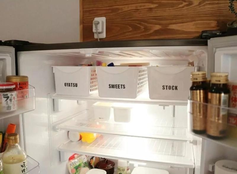 11 kỹ thuật tổ chức tủ lạnh của các bà nội trợ Nhật Bản giúp tăng thể tích lên gấp 3 lần - Ảnh 1.
