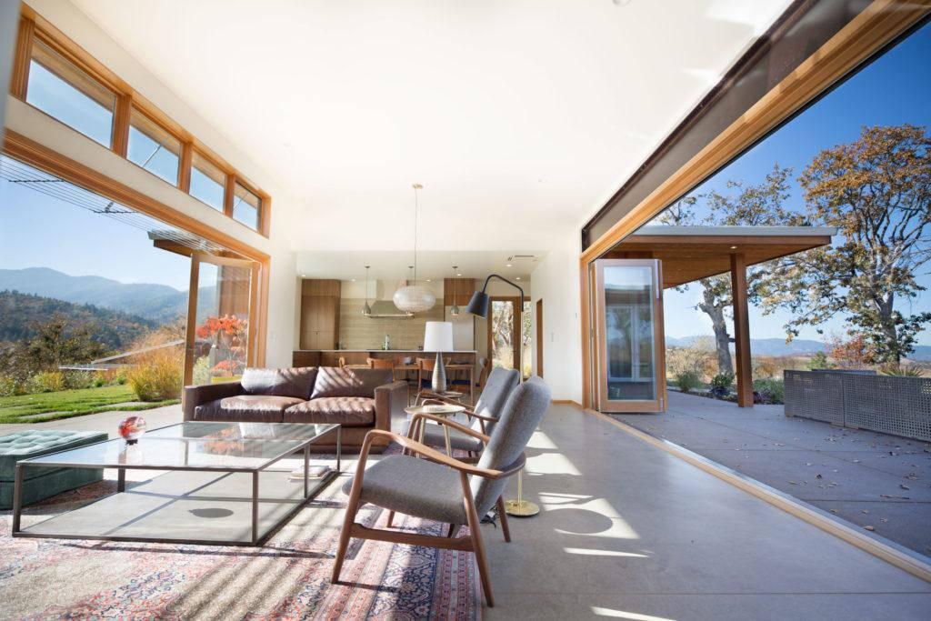 Những xu hướng thiết kế nhà ở thời không phải ra ngoài - Ảnh 1.