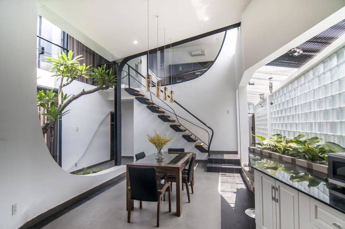 Những xu hướng thiết kế nhà ở thời không phải ra ngoài - Ảnh 3.