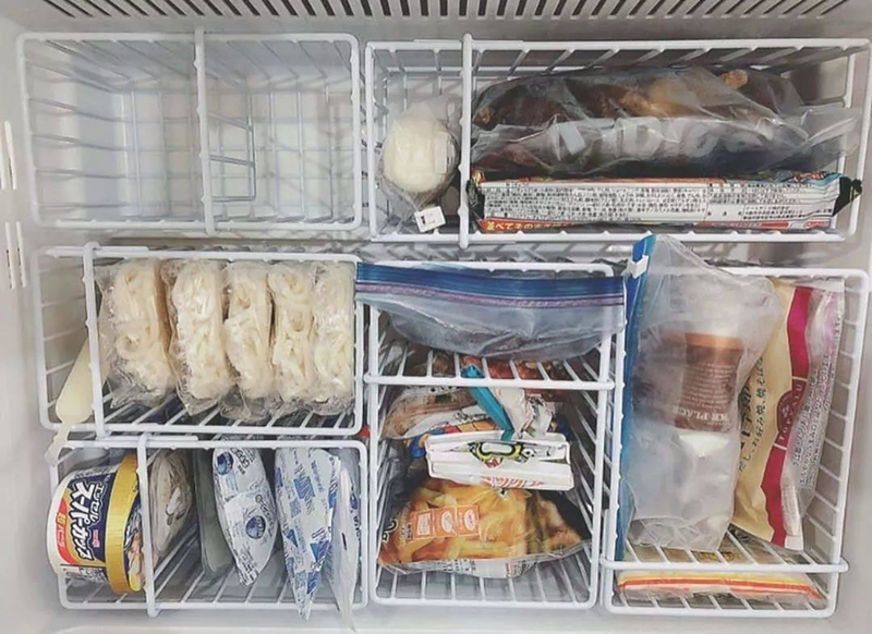 11 kỹ thuật tổ chức tủ lạnh của các bà nội trợ Nhật Bản giúp tăng thể tích lên gấp 3 lần - Ảnh 16.