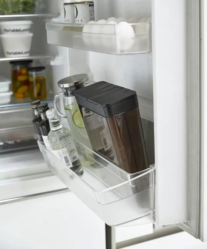 11 kỹ thuật tổ chức tủ lạnh của các bà nội trợ Nhật Bản giúp tăng thể tích lên gấp 3 lần - Ảnh 7.