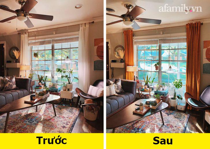 Mẹ đảm khoe cách biến căn phòng đẹp gấp nhiều lần chỉ bằng vài thủ thuật nhỏ - Ảnh 6.