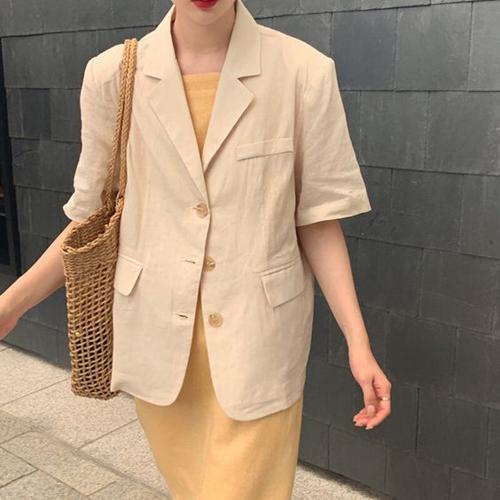 3 lưu ý khi chọn áo blazer mùa hè, thiếu một trong 3 điều này nàng sẽ trở nên thiếu tinh tế khi đến công sở - Ảnh 9.