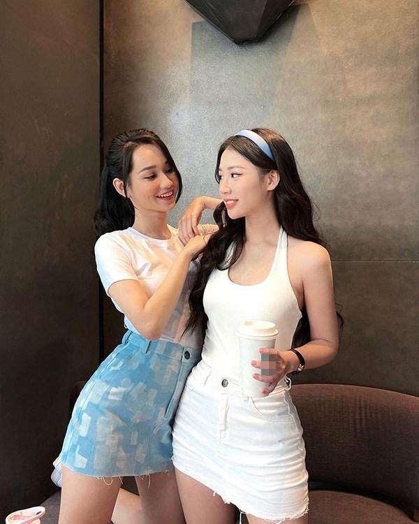 Hai nữ chính phim ma Việt đọ dáng, toàn diện đồ tối giản mà ai cũng nổi bần bật - Ảnh 3.