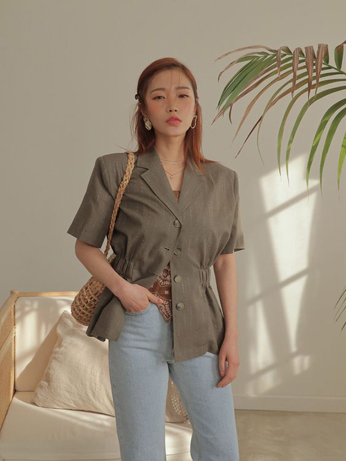 3 lưu ý khi chọn áo blazer mùa hè, thiếu một trong 3 điều này nàng sẽ trở nên thiếu tinh tế khi đến công sở - Ảnh 10.