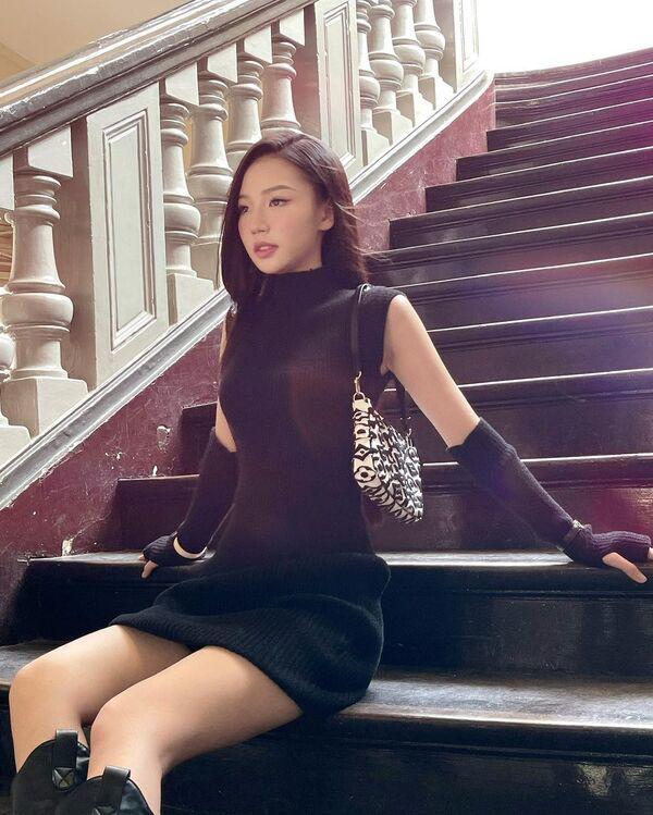 Hai nữ chính phim ma Việt đọ dáng, toàn diện đồ tối giản mà ai cũng nổi bần bật - Ảnh 6.