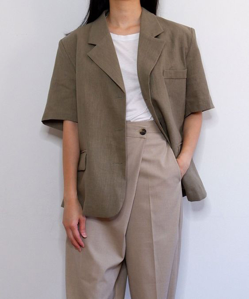 3 lưu ý khi chọn áo blazer mùa hè, thiếu một trong 3 điều này nàng sẽ trở nên thiếu tinh tế khi đến công sở - Ảnh 11.