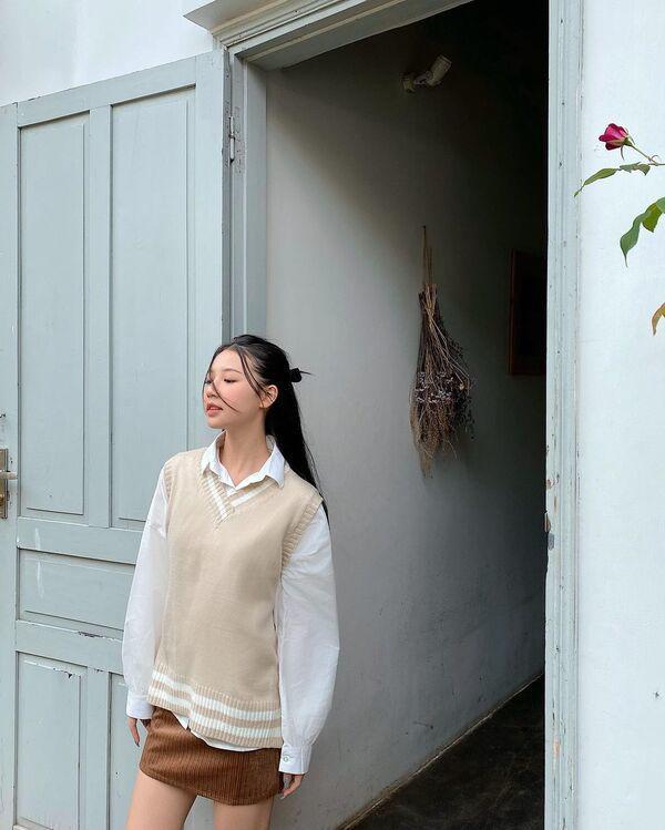 Hai nữ chính phim ma Việt đọ dáng, toàn diện đồ tối giản mà ai cũng nổi bần bật - Ảnh 9.
