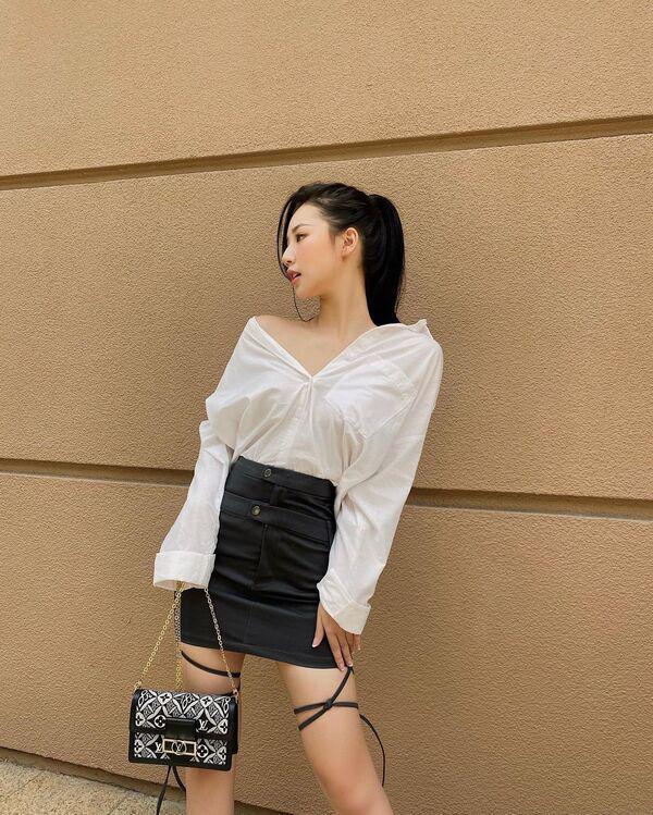 Hai nữ chính phim ma Việt đọ dáng, toàn diện đồ tối giản mà ai cũng nổi bần bật - Ảnh 10.