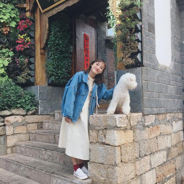 Giải mã sức hút triệu view của cô nàng du học sinh Trung Quốc  - Ảnh 4.