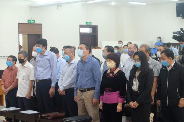 Tuyên án vụ thất thoát nghìn tỷ tại Công ty CP Gang thép Thái Nguyên - Ảnh 1.