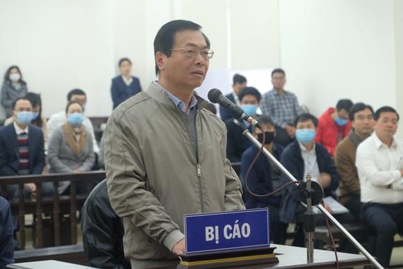 Mở lại phiên toà xét xử cựu Bộ trưởng Vũ Huy Hoàng - Ảnh 1.