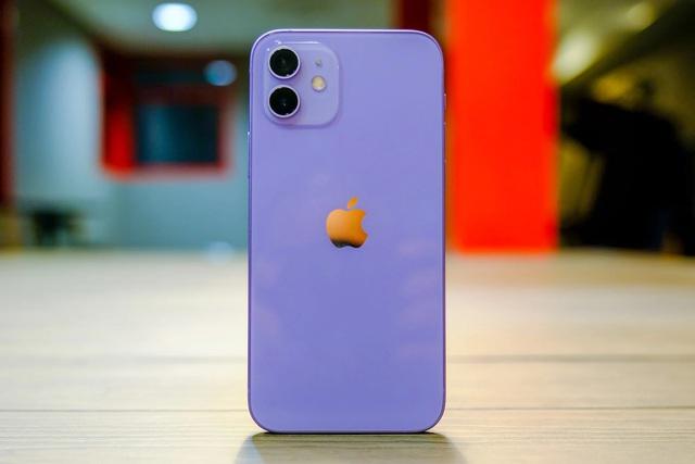 Điểm khác biệt trên iPhone 12 màu tím không phải ai cũng biết - Ảnh 1.