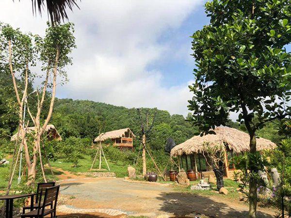 Cơ ngơi đẹp lạ lùng tại khu nhà nghỉ dưỡng của ca sĩ Việt Hoàn - Ảnh 3.