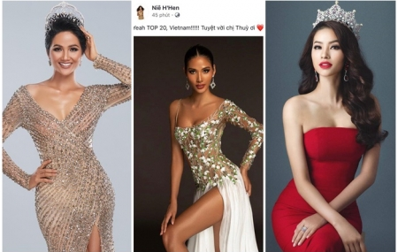 Chiến lược váy áo thông minh, Khánh Vân hút truyền thông nhưng chưa đủ thuyết phục nữ Chủ tịch Miss Universe - Ảnh 7.
