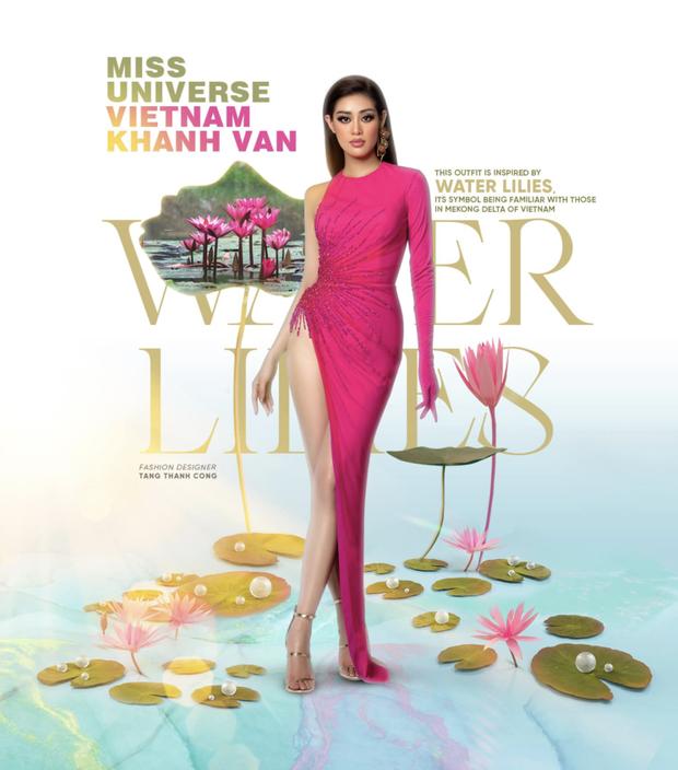 Chiến lược váy áo thông minh, Khánh Vân hút truyền thông nhưng chưa đủ thuyết phục nữ Chủ tịch Miss Universe - Ảnh 2.
