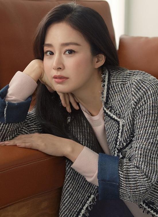 Kim Tae Hee 41 tuổi vẫn đẹp rạng ngời - Ảnh 12.