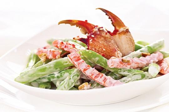 Hướng dẫn chế biến các món salad giảm cân cho chị em nhanh lấy lại vóc dáng thon gọn - Ảnh 4.
