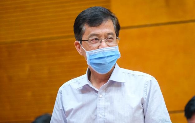 Thứ trưởng Bộ Y tế: Ca mới trong tầm kiểm soát, Bắc Ninh cần rà soát lại kịch bản để luôn trong tâm thế chủ động - Ảnh 3.
