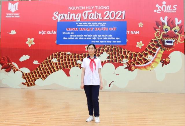 Nữ sinh giành giải Nhất viết thư UPU: Cảm hứng từ tâm dịch COVID-19  - Ảnh 2.