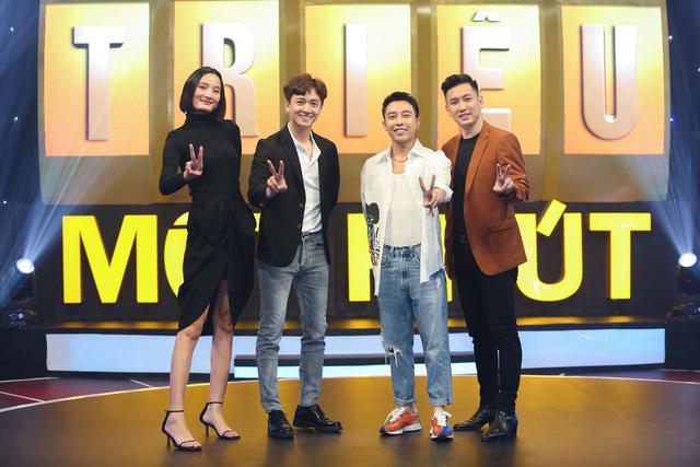 Vừa đạt Quán quân của Trời sinh một cặp, Đỗ An tiếp tục giành giải nhất gameshow 100 Triệu 1 phút - Ảnh 1.