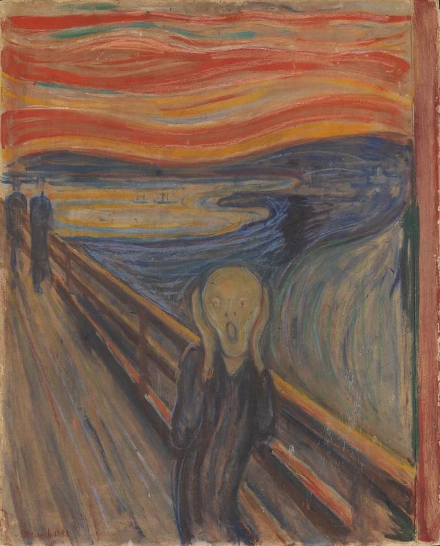 Không yêu hội họa, cũng phải biết bí mật của 10 bức tranh nổi tiếng này - Ảnh 4.