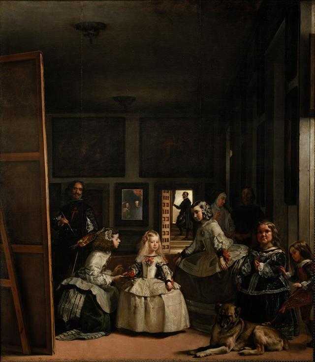 Không yêu hội họa, cũng phải biết bí mật của 10 bức tranh nổi tiếng này - Ảnh 9.
