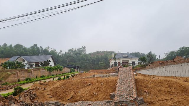 Phó Thủ tướng yêu cầu Vĩnh Phúc xử lý dứt điểm tình trạng xây biệt thự trên đất công - Ảnh 4.