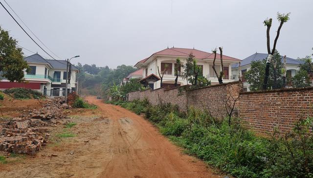 Phó Thủ tướng yêu cầu Vĩnh Phúc xử lý dứt điểm tình trạng xây biệt thự trên đất công - Ảnh 3.
