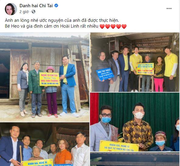 همسر چی تای: Baby Heo و خانواده اش از Hoai Lin بسیار تشکر می کنند - عکس 5.