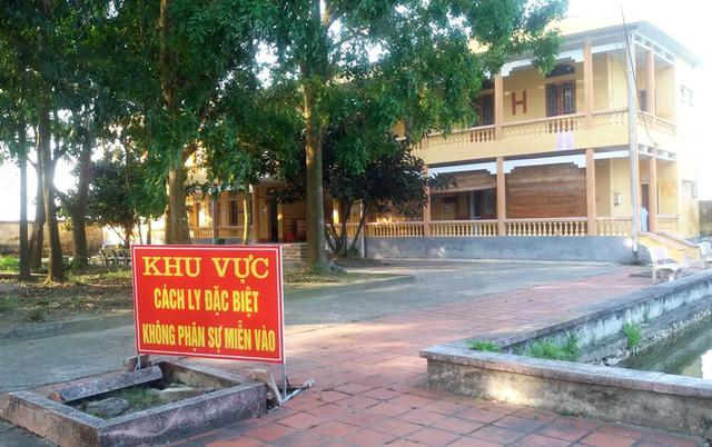 Hải Dương: Cách ly 20 trường hợp F1 huyện Thanh Miện đi ăn cưới ở Yên Bái có người mắc COVID-19 - Ảnh 3.