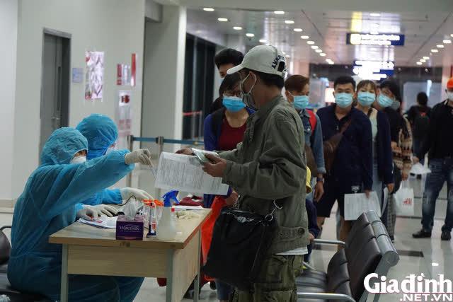 Hải Phòng sẽ cách ly y tế tập trung 21 ngày với người đi từ vùng dịch đang thực hiện phong tỏa thuộc TP.HCM - Ảnh 2.