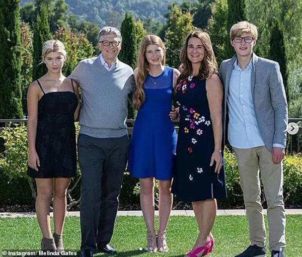 Trước khi tuyên bố ly hôn, tỷ phú Bill Gates thừa nhận theo đuổi vợ cũ vô cùng vất vả - Ảnh 4.