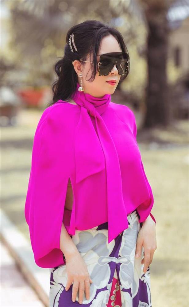 Phượng Chanel khi xưa có gu thời trang thảm họa, nay sang chuẩn phu nhân tài phiệt - Ảnh 2.