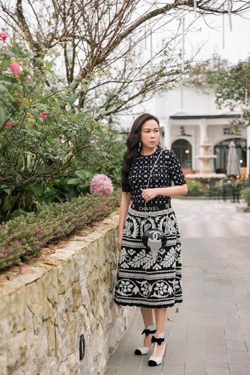 Phượng Chanel khi xưa có gu thời trang thảm họa, nay sang chuẩn phu nhân tài phiệt - Ảnh 11.