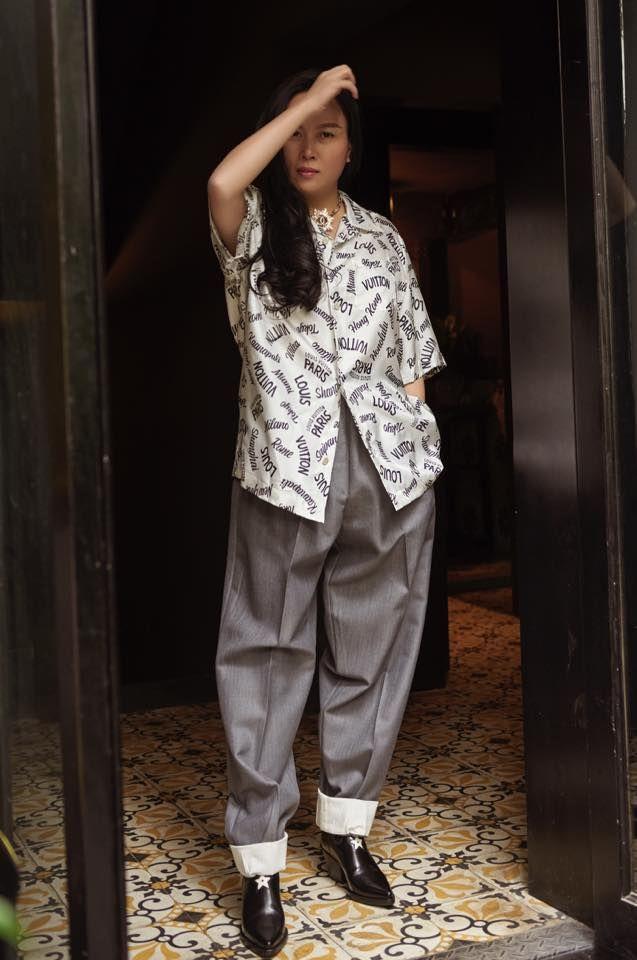 Phượng Chanel khi xưa có gu thời trang thảm họa, nay sang chuẩn phu nhân tài phiệt - Ảnh 10.