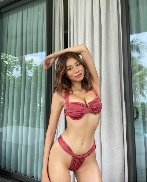 Sao Việt chuộng bikini mini - Ảnh 11.
