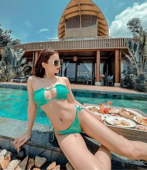 Sao Việt chuộng bikini mini - Ảnh 5.