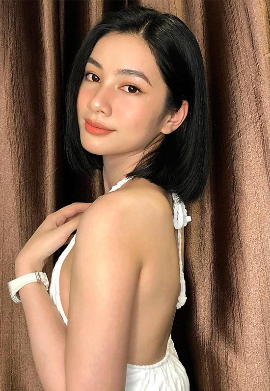 Người đẹp Cẩm Đan - Top 15 Hoa hậu Việt Nam: Tôi không muốn sống dựa vào ai - Ảnh 2.
