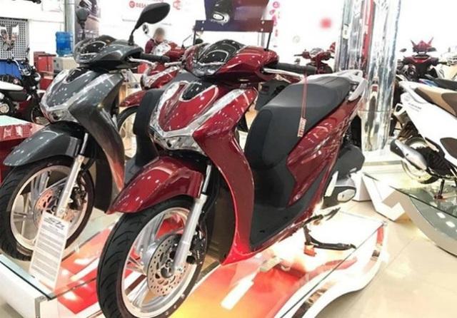 Vì sao Honda SH 2019 tăng hơn 70 triệu, đắt gần gấp đôi bản mới? - Ảnh 2.
