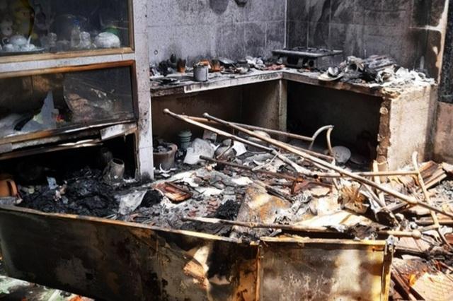 Diễn biến mới vụ đốt nhà người tình vì gọi điện nhiều lần không bắt máy - Ảnh 1.
