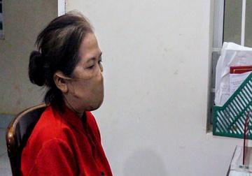 Người phụ nữ U60 trốn truy nã 8 năm - Ảnh 1.