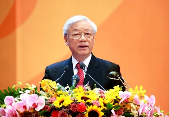 Tổng Bí thư Nguyễn Phú Trọng trúng cử ĐBQH khóa XV - Ảnh 2.