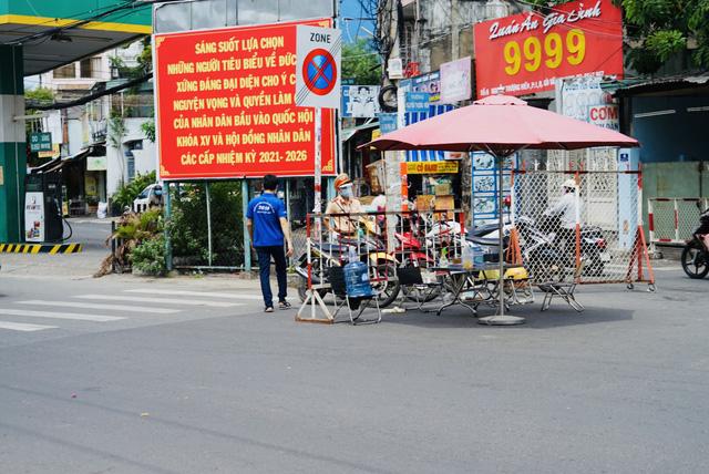 Chủ tịch quận Gò Vấp: Chỉ cần giãn cách 15 ngày theo Chỉ thị 16 là đủ - Ảnh 2.