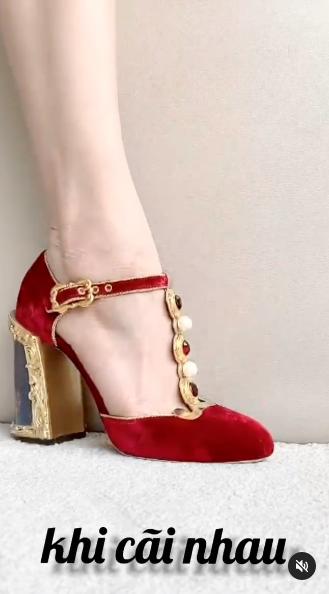 Hà Hồ bày cho chị em cách chọn giày hợp mọi hoàn cảnh, tham khảo thì ắt sẽ lên trình mặc đẹp mặc sang - Ảnh 5.