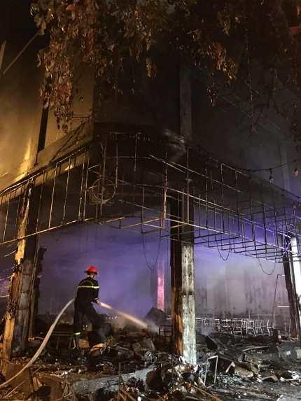 Nghệ An: Nguyên nhân ban đầu dẫn đến vụ cháy khiến 6 người tử vong - Ảnh 4.