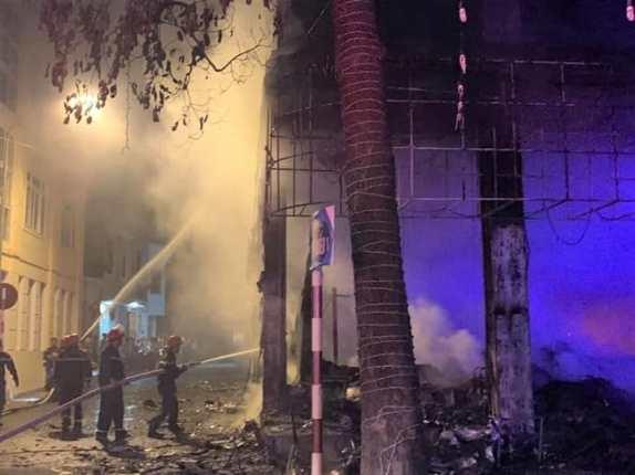 Nghệ An: Nguyên nhân ban đầu dẫn đến vụ cháy khiến 6 người tử vong - Ảnh 5.