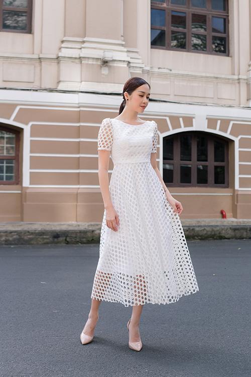 3 kiểu váy nổi nhất hè 2021, dù dịch dã nhưng nàng công sở nhất định phải sắm cho trẻ và xinh - Ảnh 14.